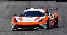 Di Amato-Montermini protagonisti su Ferrari alla prima di GT Open