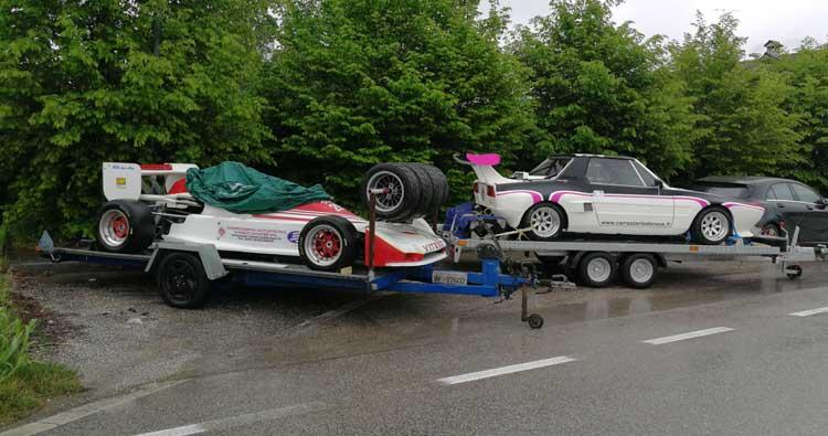 Conclusa la seconda prova ufficiale delle autostoriche alla 44ª Alpe del Nevegal