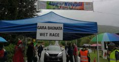 Prima prova per le autostoriche alla 44ª Alpe del Nevegal
