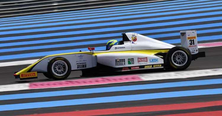 A Le Castellet continua la crescita di Moretti in Formula 4