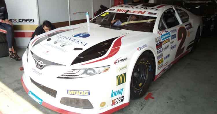 Alex Caffi Motorsports performante e vincente a Franciacorta