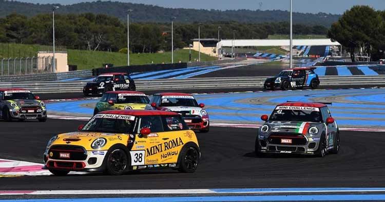 I risultati della Speed Motor a Le Castellet