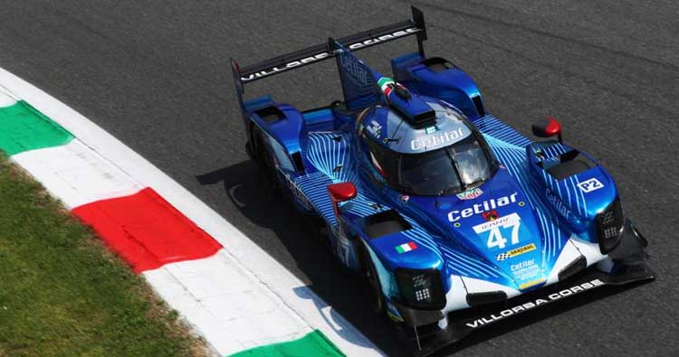 Top ten in rimonta a Monza per Cetilar Villorba Corse in ELMS