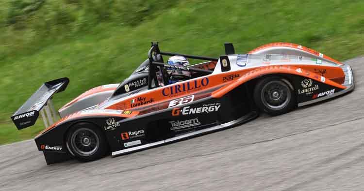 Versione aggiornata della PA 21 Jrb per Achille Lombardi e il Team Puglia