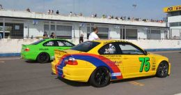 Weekend motoristico all'Autodromo dell'Umbria