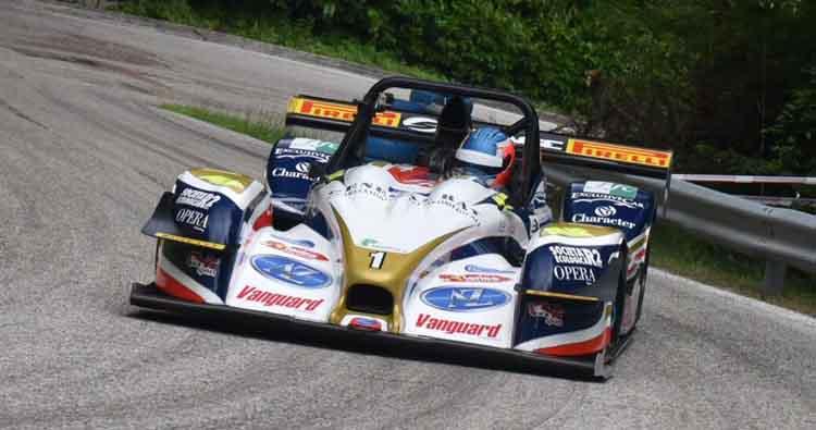 Magliona firma un altro podio tricolore ad Ascoli