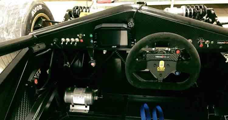 Franco Caruso, pilota della Catania Corse, debutta nel Campionato Master Tricolore Prototipi a Monza