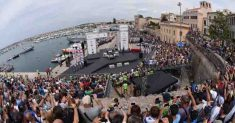 Al via il Rally Italia Sardegna