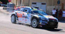 Rally di Caltanissetta. 69 gli iscritti della 16ª edizione
