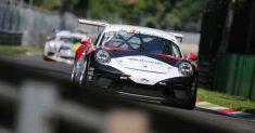 AB Racing rimonta in diretta TV a Monza in Carrera Cup Italia
