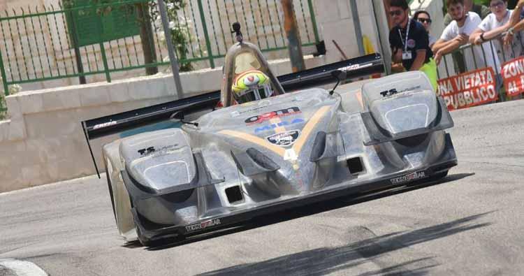 La Speed Motor alla 68ª Trento Bondone con speranze di podio