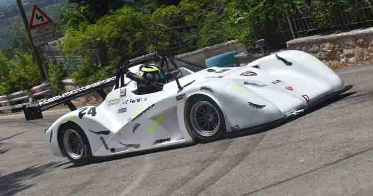 La Scuderia Speed Motor alla 57ª Coppa Paolino Teodori con sette piloti