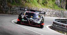 Secondo appuntamento stagionale per il driver ascolano a bordo della biposto Alfa Romeo by Picchio