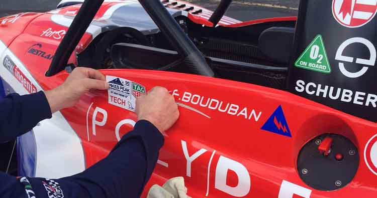 Verifiche completate per Faggioli e Bouduban in gara alla 96esima Pikes Peak International Hillclimb