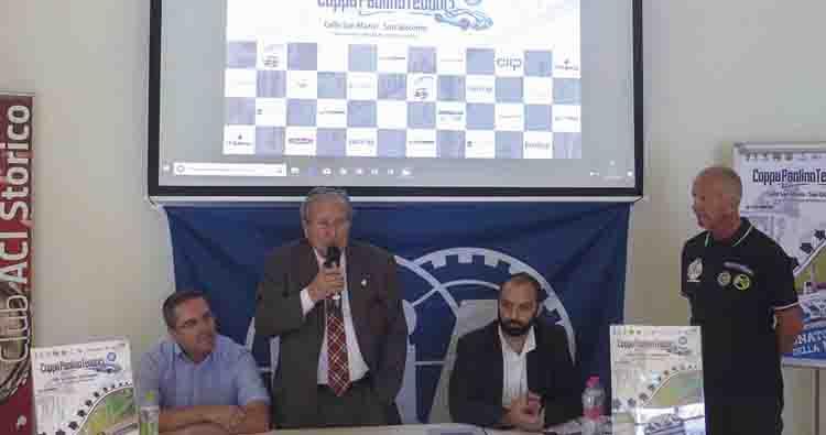 Presentata la 57ª Coppa Paolino Teodori
