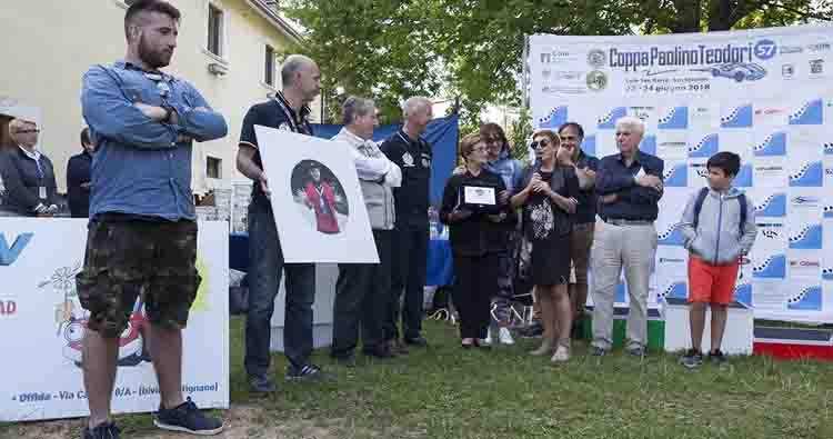Grande successo per la 57ª Coppa Paolino Teodori