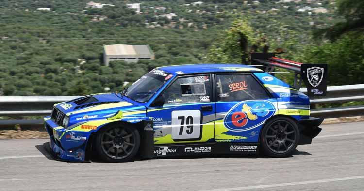 I piloti Speed Motor impegnati alla 8ª Salita Morano – Campotenese ed alla 24ª Limabetone storica