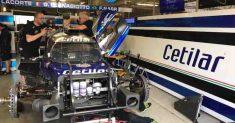 Cetilar Villorba Corse lotta contro il tempo al box N° 9 di Le Mans
