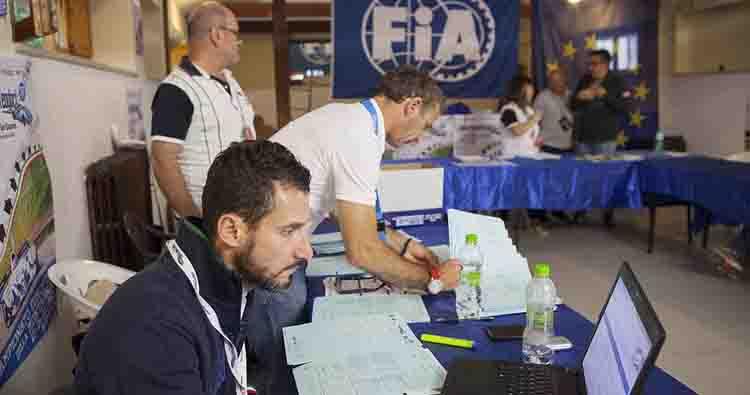 Verifiche effettuate per i 231 partenti della 57ª Coppa Paolino Teodori