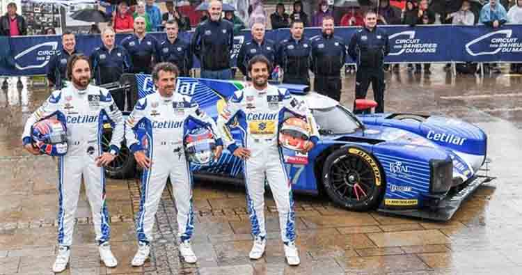 Per Cetilar Villorba Corse inizia l'avventura Le Mans 2018