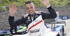 Il Team Blue City Motorsport si presenta con Christian Merli in Slovacchia