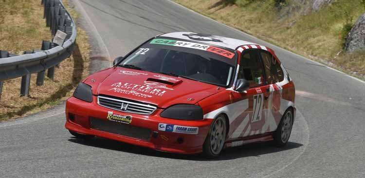 Vittoria per Gabry Driver alla Morano – Campotenese