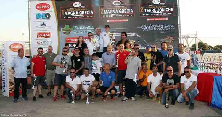 """Nicolò Pezzuto si impone nel 2° Formula Challenge """"Magna Grecia"""" a Torricella (TA)"""