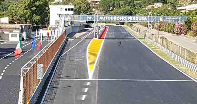 Autodromo di Pergusa, ok a omologazioni FIA