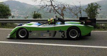 Vittoria di Michele Puglisi su Radical allo Slalom Rocca di Novara