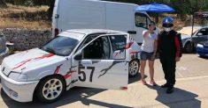 Stefano Caivano chiude lo Slalom dei Trulli al terzo posto di classe