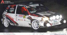 Allo Slalom di Este Accettulli sviluppa la Clio