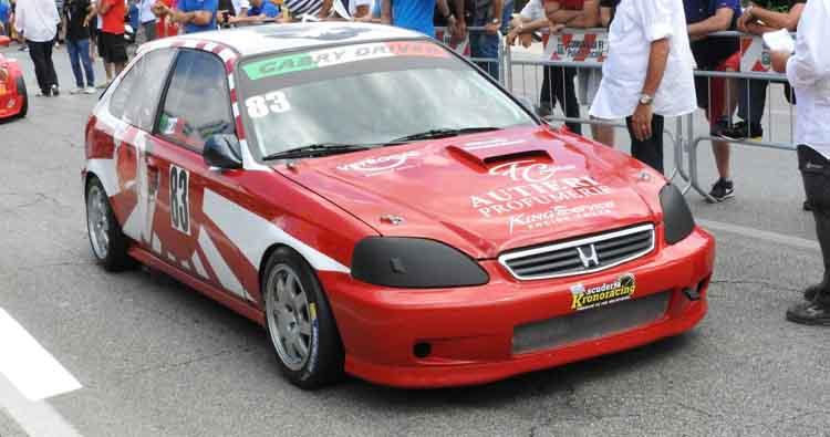 Impegno alla Morano – Campotenese in questo fine settimana per Gabry Driver