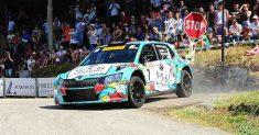 Alessandro Re e Fulvio Florean si aggiudicano il 38° Rally Internazionale Casentino