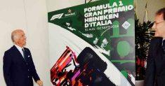 F1 Gran Premio Heineken d'Italia 2018:ACI e SIAS presentano il poster ufficiale