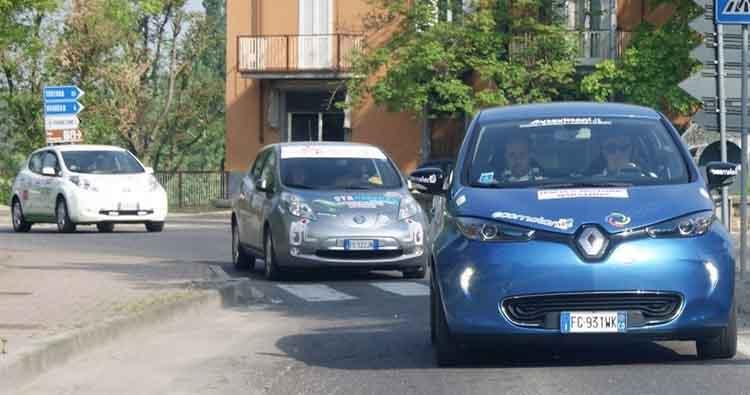 E-MROC 2018 La seconda tappa tricolore dell'automobilismo Green arriva a Carrara dal 13 al 15 luglio