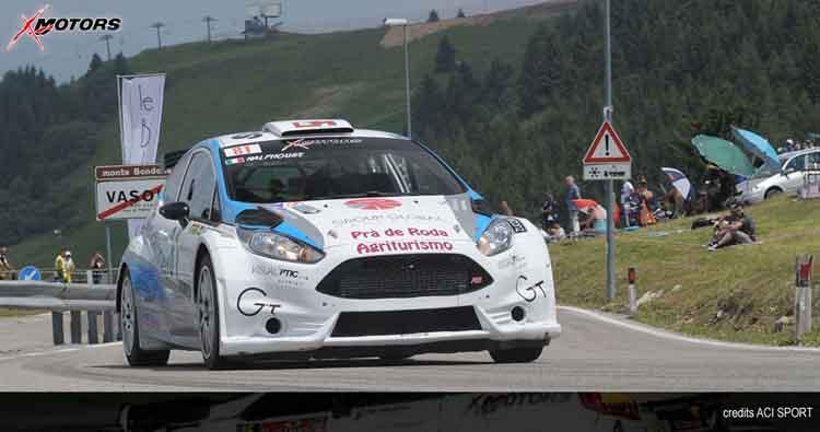 Xmotors a podio anche alla Trento Bondone