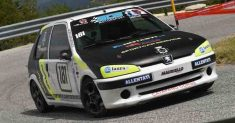 Ottimo secondo posto di classe per Teo Furleo al 28° Trofeo Scarfiotti Sarnano-Sassotetto