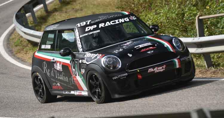 Ottimo risultato per Loffredo al Trofeo Luigi Fagioli