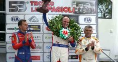 Il 53° Trofeo Luigi Fagioli è di Magliona e la Norma