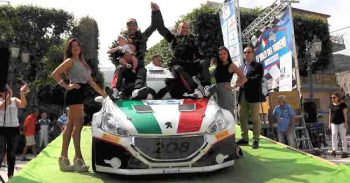 CST Sport ha dominato al 15° Rally del Tirreno