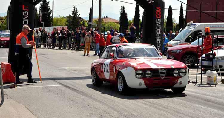 """HP Sport ripropone la salita """"Fiuggi-Passo Sella …uno storico ritorno"""