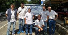 Cronotrapani alla 10ª Salita Cellara Colle D'Ascione