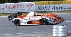 Podio di prestigio al 53esimo Trofeo Luigi Fagioli per Domenico Cubeda su Osella Fa30 Zytek