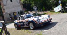 Da Zanche rientra nell'Europeo e Italiano Rally all'Alpi Orientali