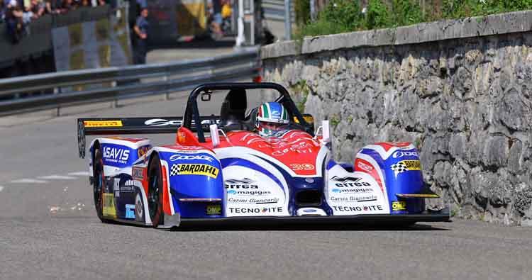 Simone Faggioli primo assoluto a St.Ursanne per la decima volta in carriera