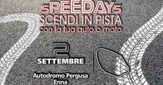 L'autodromo di Pergusa apre agli Speedays