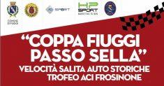 """Rinviata la """"Coppa Fiuggi-Passo Sella"""""""