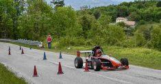Attesa per il primo slalom automobilistico sul tracciato della San Giustino-Bocca Trabaria