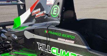 Prima stagionale anche per Franco Bertò che con la Formula Abarth F 010 esordisce a Bistrica