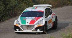 Vittoria di Pollara – Princiotto su Peugeot al Rally del Tirreno